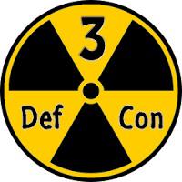Alert levels Defcon